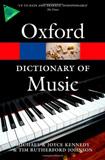 waptrick.com Oxford Dictionary Of Music