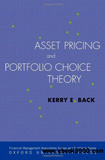waptrick.com Asset Pricing and Portfolio Choice Theory