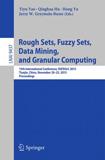 waptrick.com Rough Sets Fuzzy Sets Data Mining and Granular Computing