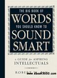 waptrick.com The Big Book Of Words You Should Know To Sound Smart