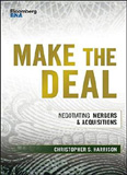 waptrick.com Make The Deal Negotiating Mergers And Acquisitions