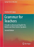 waptrick.com Grammar For Teachers A Guide To American English For Native And Non native Speakers