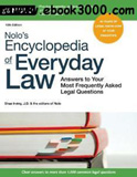 waptrick.com Nolos Encyclopedia of Everyday Law