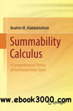 waptrick.com Summability Calculus