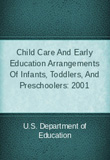 waptrick.com Child Care And Early Education Arrangements Of Infants