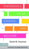 waptrick.com Preference Value Choice and Welfare