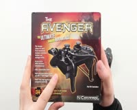waptrick.com N-Control Avenger For PS3 Controller Unboxing