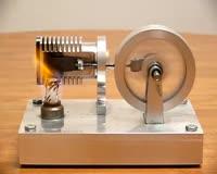 waptrick.one Stirling Engine - Flame Licker