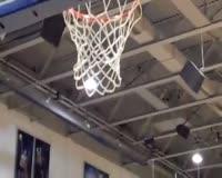 waptrick.com American University Basketball Trick Shots