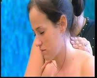 waptrick.com Big Brother - Rachel Rice Strips For a Massage