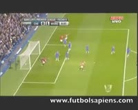waptrick.one Chelsea 2 vs Manchester United 3 Premier Leauge 2012 2013