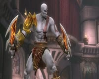 waptrick.com Mortal Kombat - Kratos Gameplay Trailer
