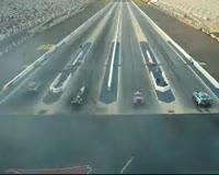 waptrick.one 4 Jet Car Drag Race