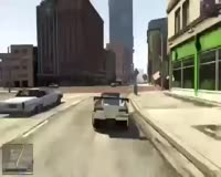 waptrick.com GTA V - Chrome Car Gameplay