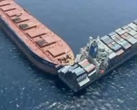 waptrick.com Cargo Ship Accidents In India - Ship Crash Sinking In India