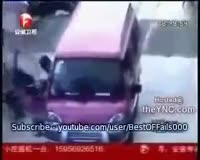 waptrick.com Car Crashes - Chinese Kungfu Driving Style - Accidents