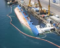 waptrick.com Accidents with Container Ships - Cargo Ship Accidents