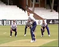 Mark Ramprakash Cricket Dancing