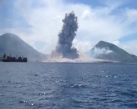 waptrick.one Volcano Eruption In Papa New Guinea 2014