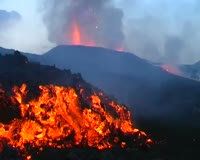 waptrick.com Volcano Etna - Eruption July 2001 part2