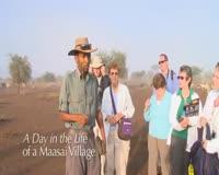 waptrick.com Maasai People in Kenya