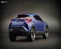 New Toyota C-HR Concept