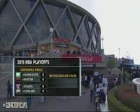 waptrick.com Stephen Curry Full G1 WCF Highlights vs Rockets - 34 Pts