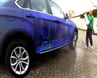 waptrick.com BMW X6 - Hulk - Rene Turrek