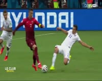 waptrick.com Cristiano Ronaldo Vs USA Amazing Skills World Cup 2014