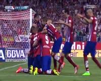 waptrick.one Atletico Madrid 1 vs Barcelona 2 La Liga 2015 2016