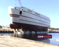 waptrick.com 7 Awesome Ship Side Launch Videos