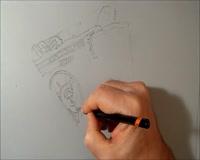 waptrick.com How I Draw a One Million Dollars Bill Fine Art