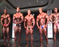 waptrick.com 2015 NY Pro Open Bodybuilding Final Posedown and Awards