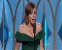 Rachel Bloom Wins Best Actress in a TV Series Comedy or Musical 2016 Golden Globes