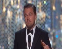 waptrick.com Leonardo DiCaprio Wins The Oscar 2016 - The Oscars 2016 Best Actor