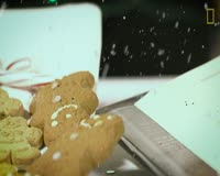 waptrick.com The History of Gingerbread - A Tasty Holiday Tale