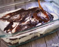 waptrick.one Dessert Recipes - How to Make Ice Cream Sandwich Cake