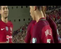 waptrick.com Portugal 4 - 1 Latvia World Cup Qualification Russia 2018