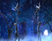 waptrick.com AcroArmy - Acrobats Fly Higher Than a Tree Topper