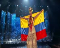 waptrick.one Andrea Tovar Miss Universe National Costume Show 2016