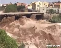 waptrick.one Floods in Chile difficult situation due to violent rains