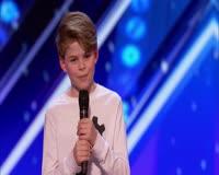 waptrick.one 12 Year Old Tells Emotional Story Through Dance - America s Got Talent 2017