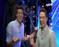 CRAZY MAGICIAN gets GOLDEN BUZZER - Asian Got Talent 2017