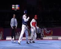 waptrick.one Taekwondo Kyorugi Mens Final
