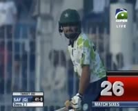waptrick.one 100 off 26 balls Babar Azam fastest hundred in SAF T10 Charity cricket match