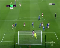 waptrick.one Arsenal 5 - 1 Everton Premier Leauge 2017 2018