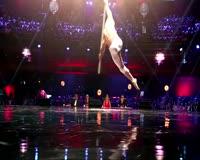 waptrick.com STUNNING ACROBATICS on Spain is Got Talent 2018