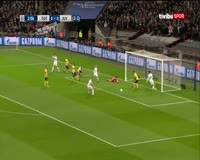 waptrick.com Tottenham 1 - 2 Juventus Champions League 2017 2018