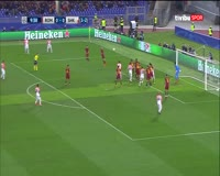 waptrick.com Roma 1 - 0 Shakhtar Donetsk Champions League 2017 2018