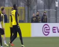 waptrick.one Usain Bolt BVB Training Highlights